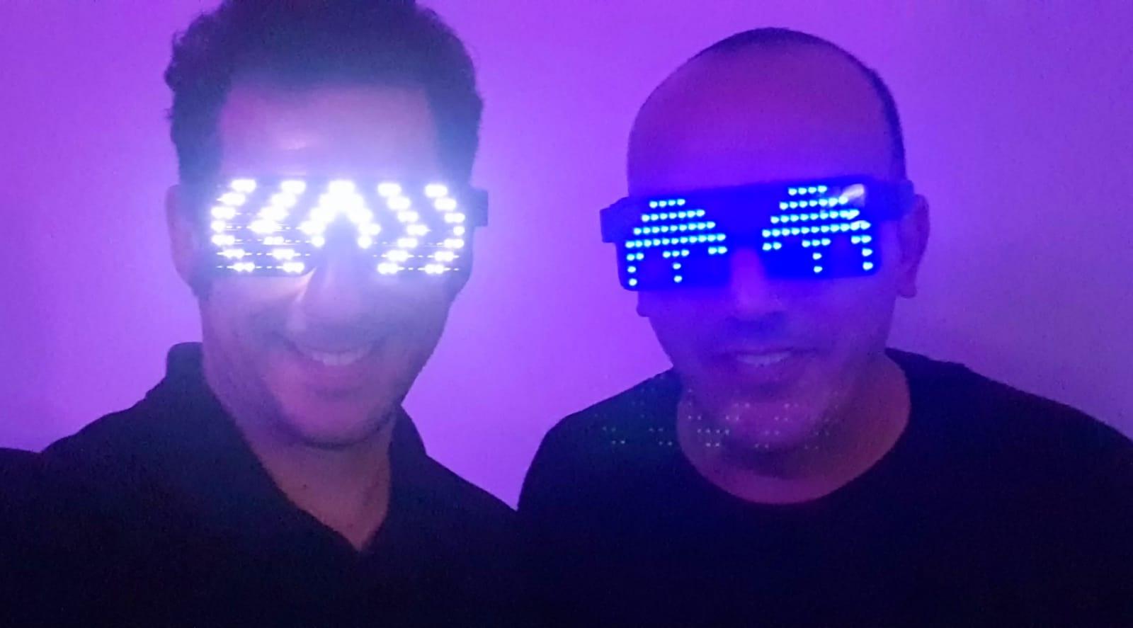 מסיבת משקפיים לילדים